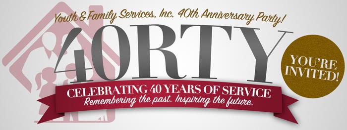 YFS 40th Anniversary
